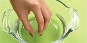 μούλιασμα δυνατά νύχια