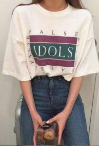 Άσπρο μπλουζάκι