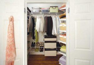 πώς να οργανώσεις τη ντουλάπα σου