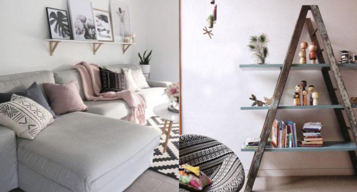 6 Κόλπα για Πρακτικό και Όμορφο σπίτι!
