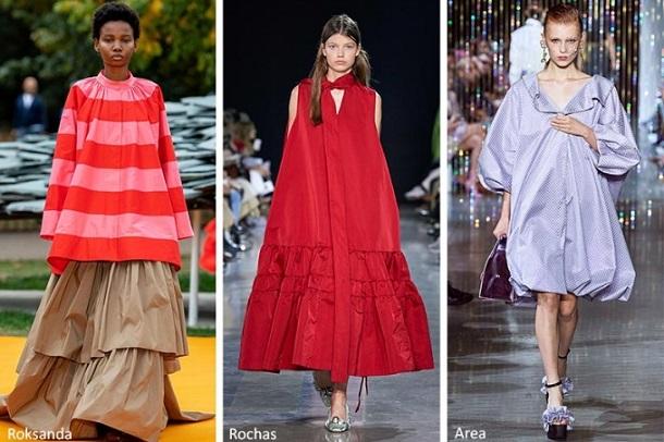 oversized γυναικεία ανοιξιάτικα καλοκαιρινά ρούχα