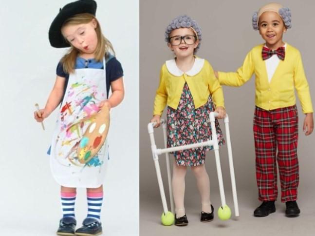 παιδικές αποκριάτικες στολές