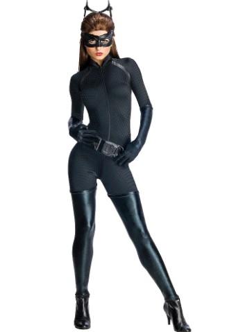 στολή catwoman ολόσωμη