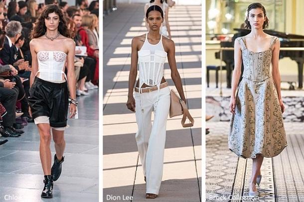 τάσεις μόδας γυναικεία ρούχα Καλοκαίρι 2020