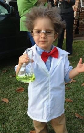 τρελός επιστήμονας στολή αποκριάτικη