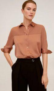ανοιξιάτικο γυναικείο πουκάμισο