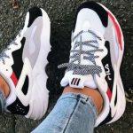 αθλητικά παπούτσια στη μόδα