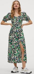 casual φόρεμα σκίσιμο στο πλάι
