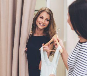 δοκιμαστήριο ρούχων