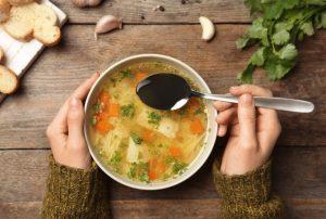 ευεργετική σούπα