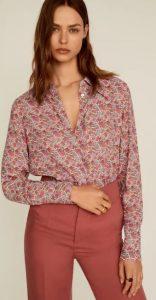 φλοράλ γυναικείο πουκάμισο