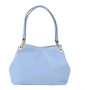 γαλάζια τσάντα ώμου τσάντες Michael Kors