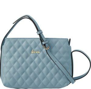 γαλάζια τσάντα ταχυδρόμου