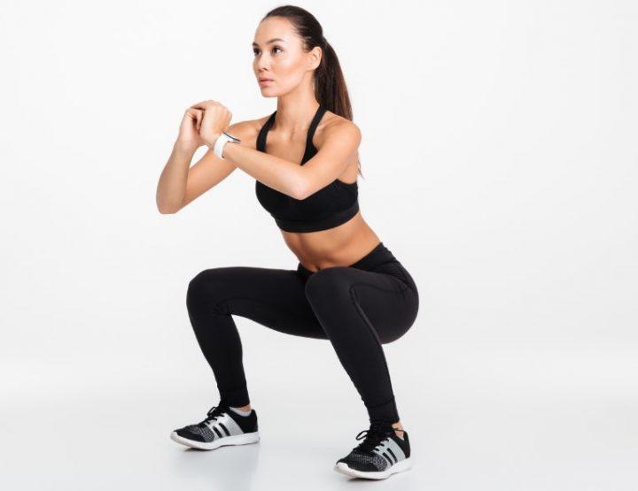 Πως να κάνεις σωστά squats για τέλεια πόδια και γλουτούς!