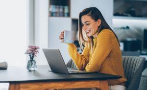 συμβουλές για εργασία από το σπίτι
