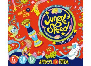 jungle speed παιχνίδι τοτέμ