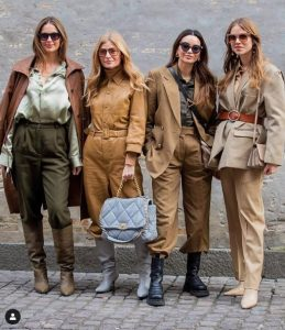 street style γυναίκες