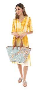 καλοκαιρινή γυναικεία τσάντα θαλάσσης