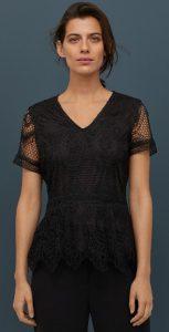 γυναικείες μπλούζες h&m καλοκαίρι 2020