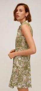 καλοκαιρινό φόρεμα μάνγκο