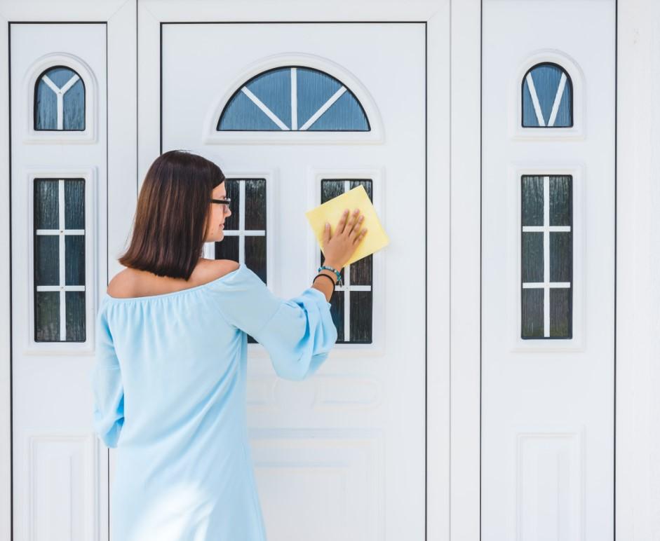 Καθαρισε την αρνητική ενέργεια στο σπίτι με το να καθαρίσεις την είσοδο