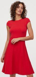 κόκκινο μίνι φόρεμα καλοκαίρι 2020