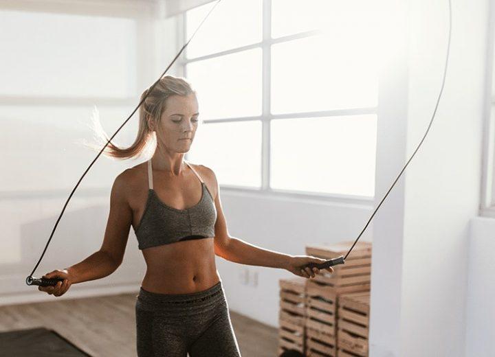 5 Αποτελεσματικές ασκήσεις γυμναστικής στο σπίτι!