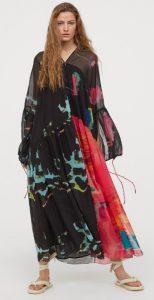 maxi αέρινα καλοκαιρινά φορέματα h&m