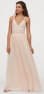 μάξι ροζ φούστα h&m 2020