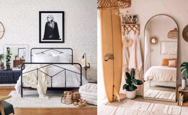 6 Απλά tips διακόσμησης για όμορφη κρεβατοκάμαρα!