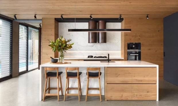 Τάσεις στη κουζίνα 2020, κυλινδρικα σχήματα στη κουζίνα