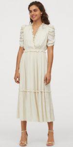 καλοκαιρινά φορέματα h&m 2020