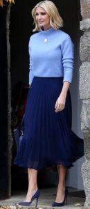 μπλε γυναικεία ρούχα