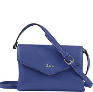 μπλε τσάντα χιαστί Τα 5 prints που θα φορεθούν πολύ την Άνοιξη 2020