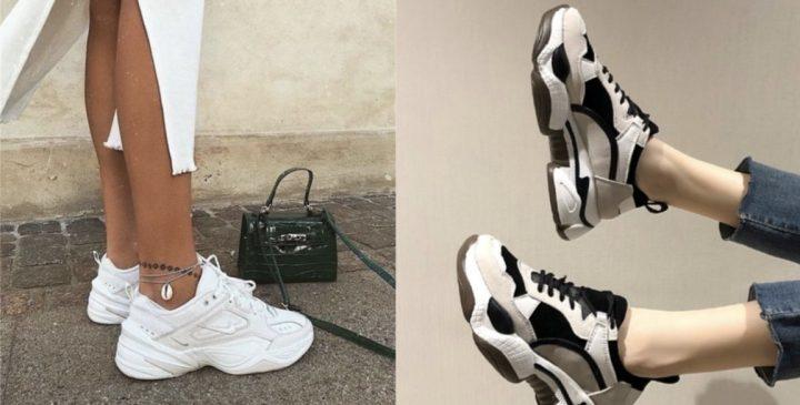 Οι Νέες Τάσεις στα Γυναικεία Αθλητικά παπούτσια!