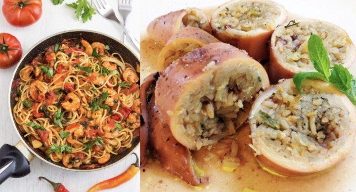 5 Nηστίσιμες συνταγές με θαλασσινά!