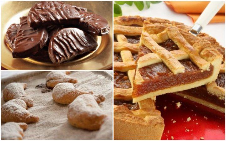 5 Νηστίσιμα γλυκά που πρέπει να δοκιμάσεις!