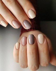παστέλ αποχρώσεις στα νύχια
