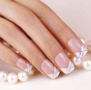 νύχια γαλλικό