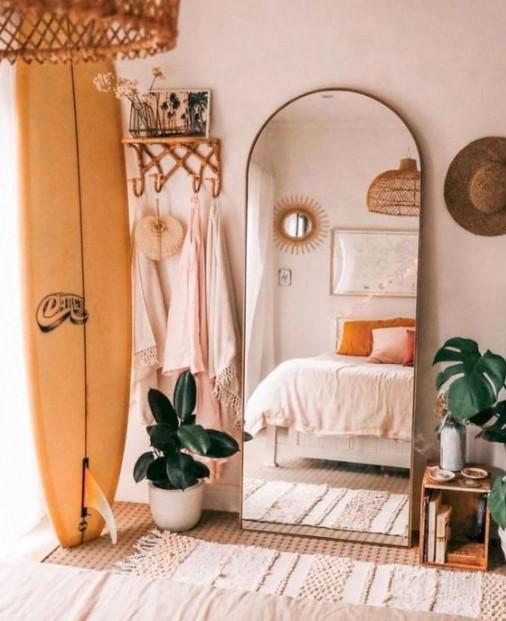 ολόσωμος καθρέπτης υπνοδωμάτιο tips όμορφη κρεβατοκάμαρα