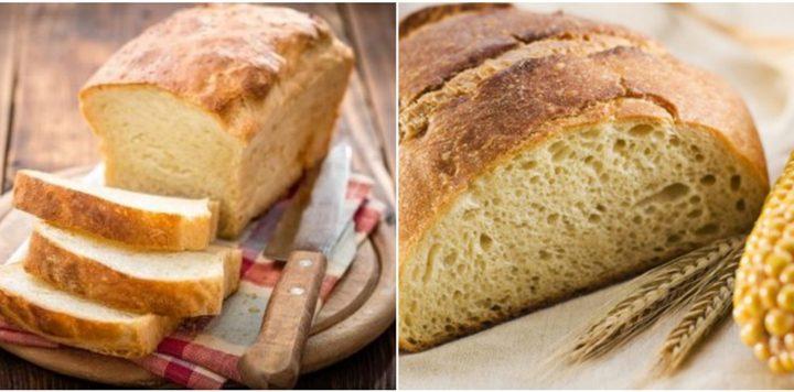 2 Συνταγές για λευκό ψωμί και καλαμποκόψωμο!