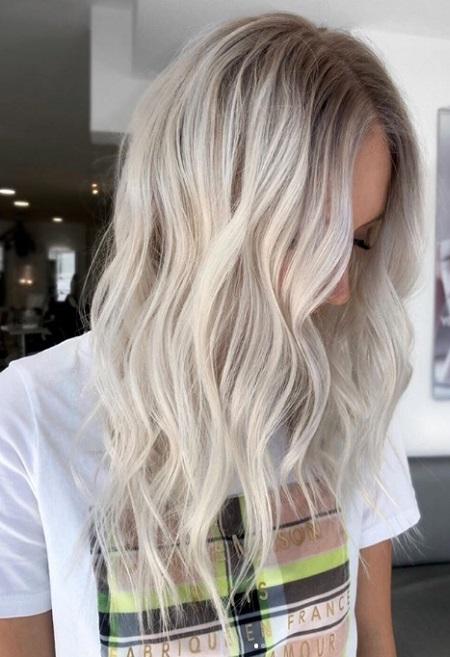 μοντέρνα χρώματα μαλλιών 2020
