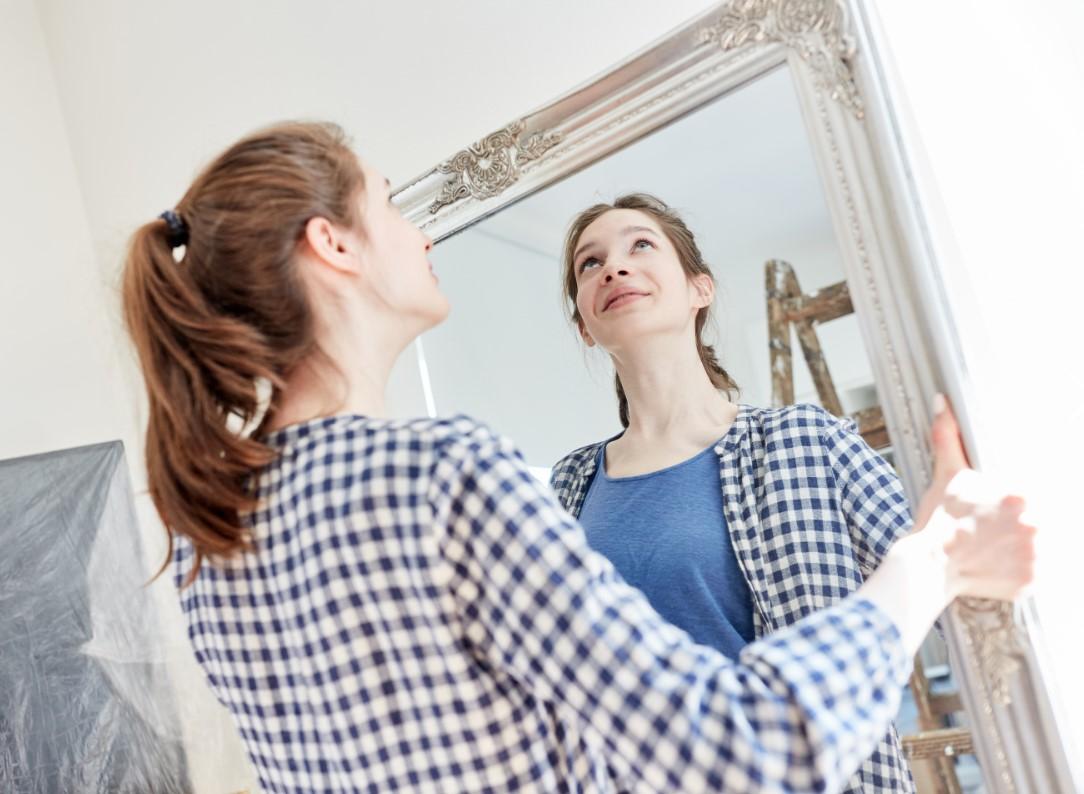 Οι καθρέφτες αντανακλούν θετική ενέργεια και φως