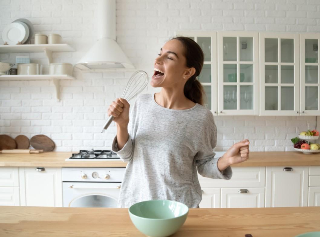 Βάλε μουσική και θετική ενέργεια στο σπίτι σου