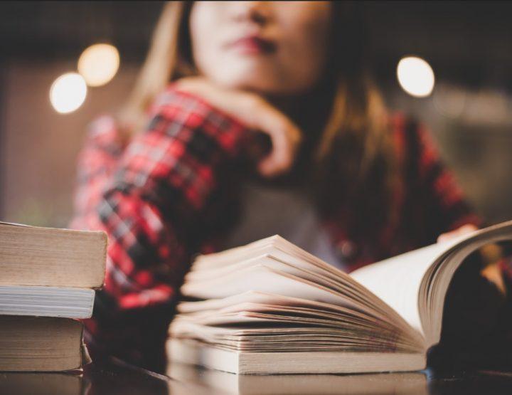 5 Βιβλία που πραγματικά αξίζει να διαβάσεις!
