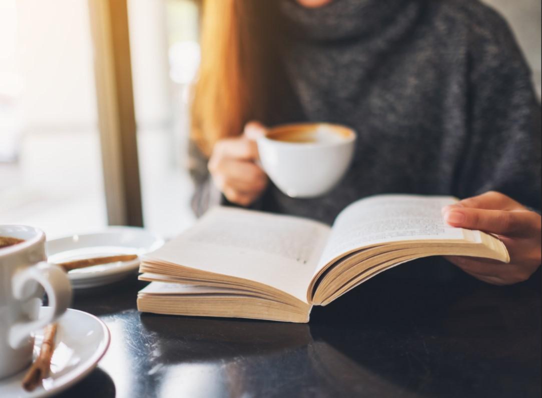 Διάβασε βιβλία για να ξεφύγεις από την αρνητική κατάσταση