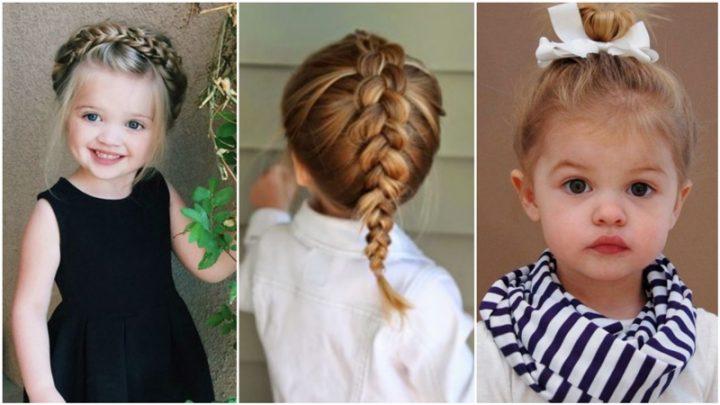 12 Υπέροχα χτενίσματα για κοριτσάκια με κοντά μαλλιά!