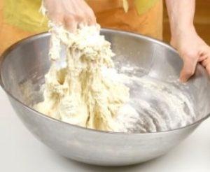 ζυμαρι για ψωμι