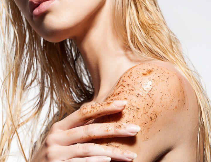 DIY φυσικά scrub για απολέπιση στο σώμα!