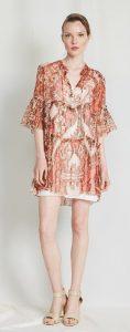 αέρινο μίνι φόρεμα καλοκαίρι 2020